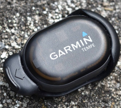 garmin tempe, sensor temperatura garmin