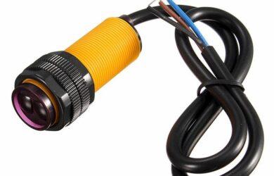 Sensor óptico presencia